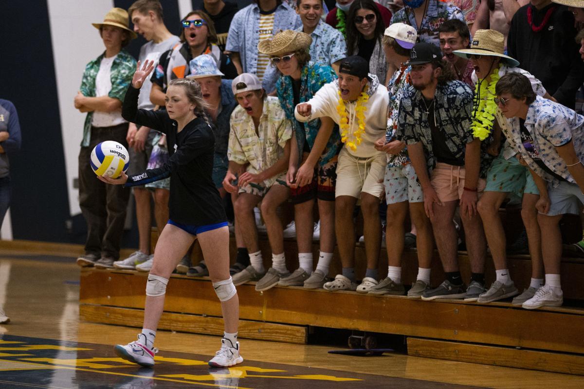 Henley vs. Mazama Volleyball
