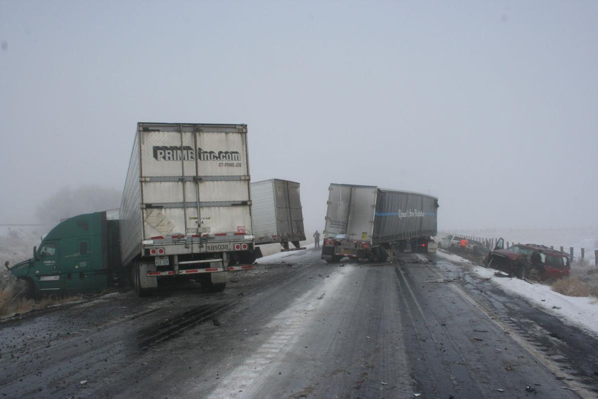 Highway 97 crash