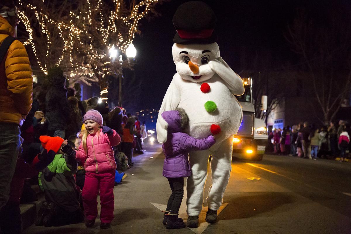 Snowflake parade sparkles down Main Street | Gallery