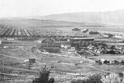 Klamath history photo — Pelican Bay Lumber