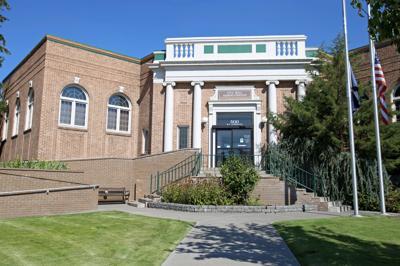 Klamath Falls City Hall