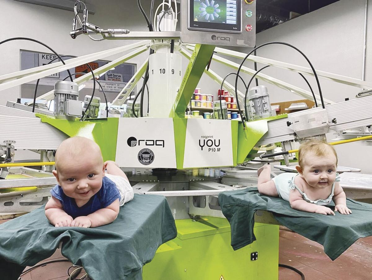 Print shop babies