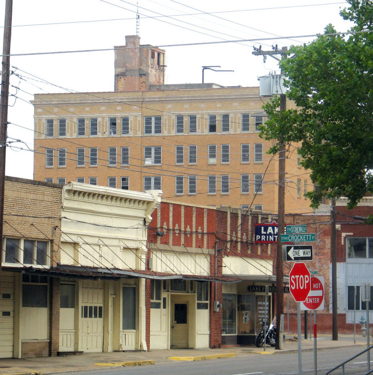 Former Downtown Hotel Targeted For Renovation