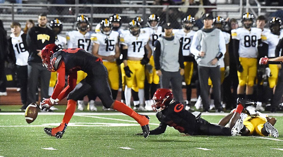 Fumble recovery, then return for a touchdown