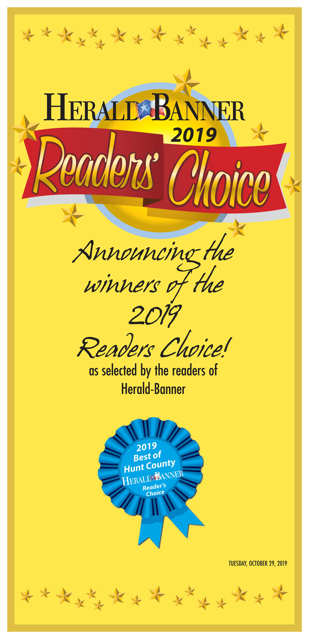 "2019 Readers Choice ""C"""