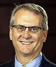 Hunt Regional Healthcare CEO Richard Carter