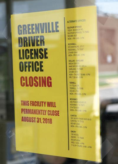 local dps driver's license office to close | news | heraldbanner