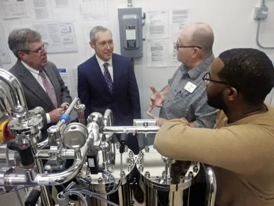 Local dialysis center boasts supercharged water purification