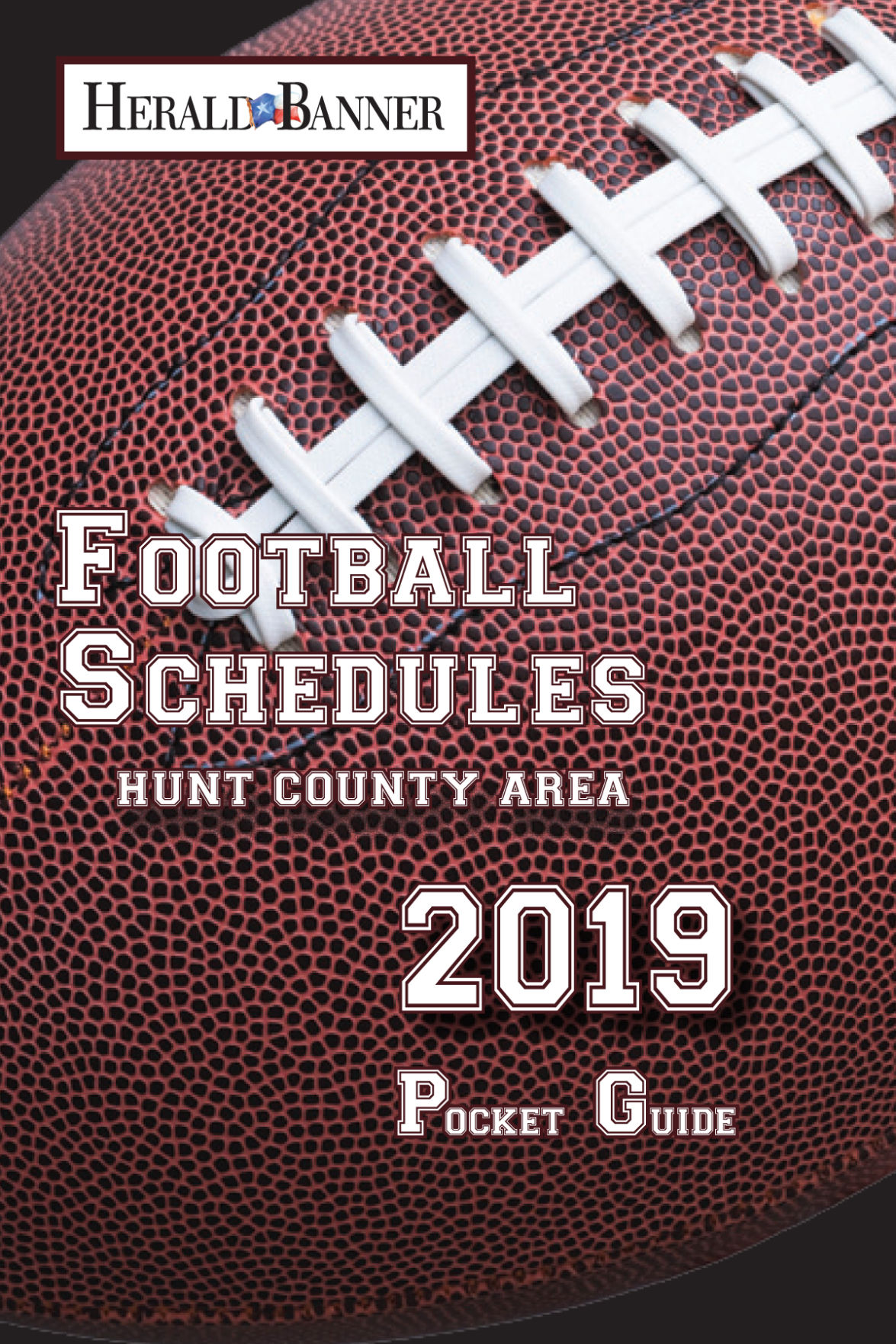 2019 Football Pocket Guide