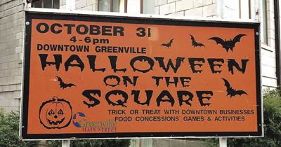No Halloween on the Square