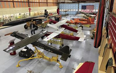 Aviation Unmanned Vehicle Museum