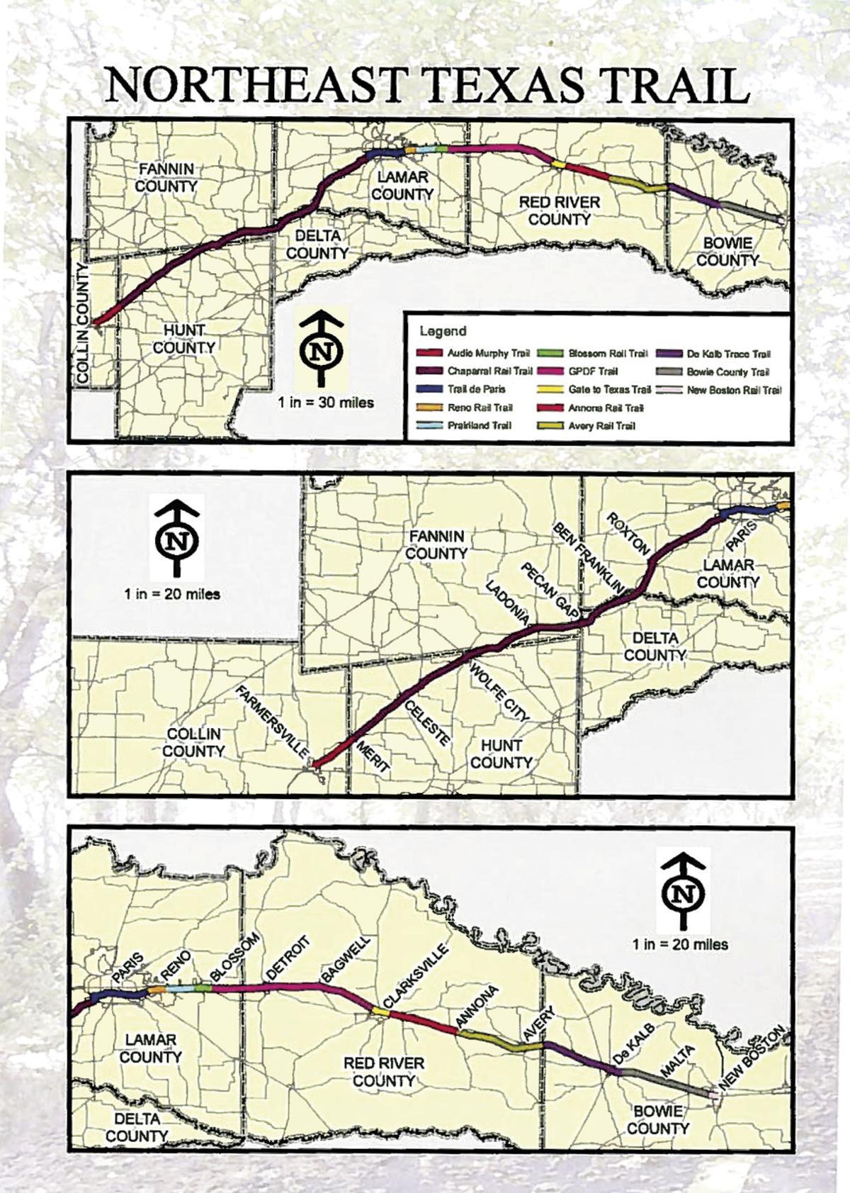 Northeast Texas Trail