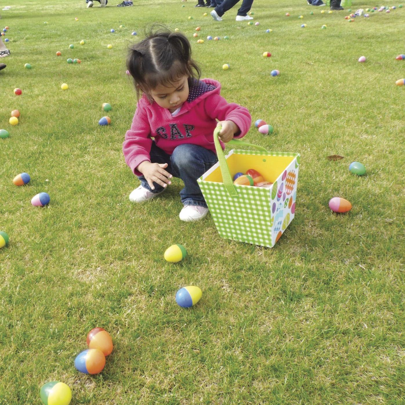 Tonight S Eggstravanza In Greenville First Of Many Easter Egg Hunts In Hunt County Area News Heraldbanner Com