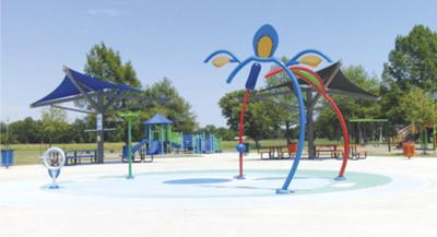 City to open splash pads for summer | Community