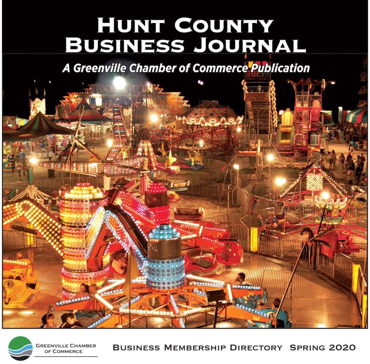Greenville Chamber of Commerce Business Journal