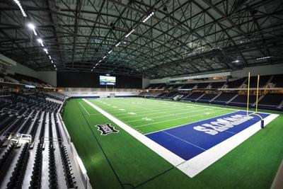 Lions to play at The Ford Center at The Star