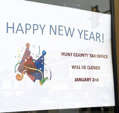 offices closing for new years day
