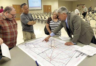 Transportation plan presented