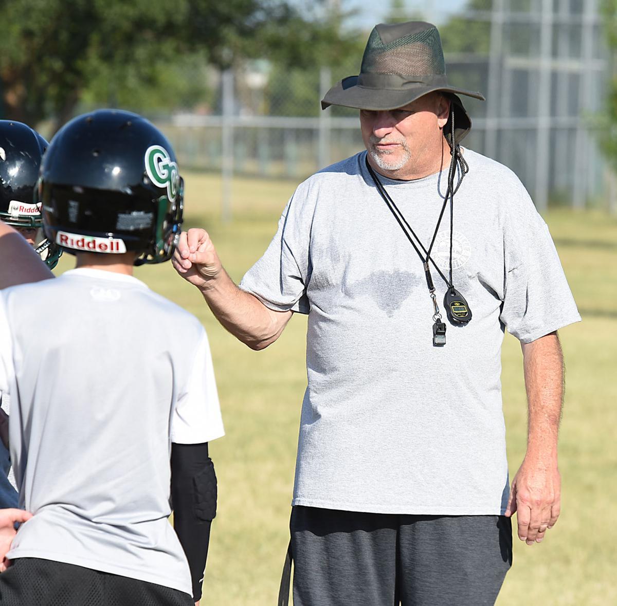 Randy Jones coaches