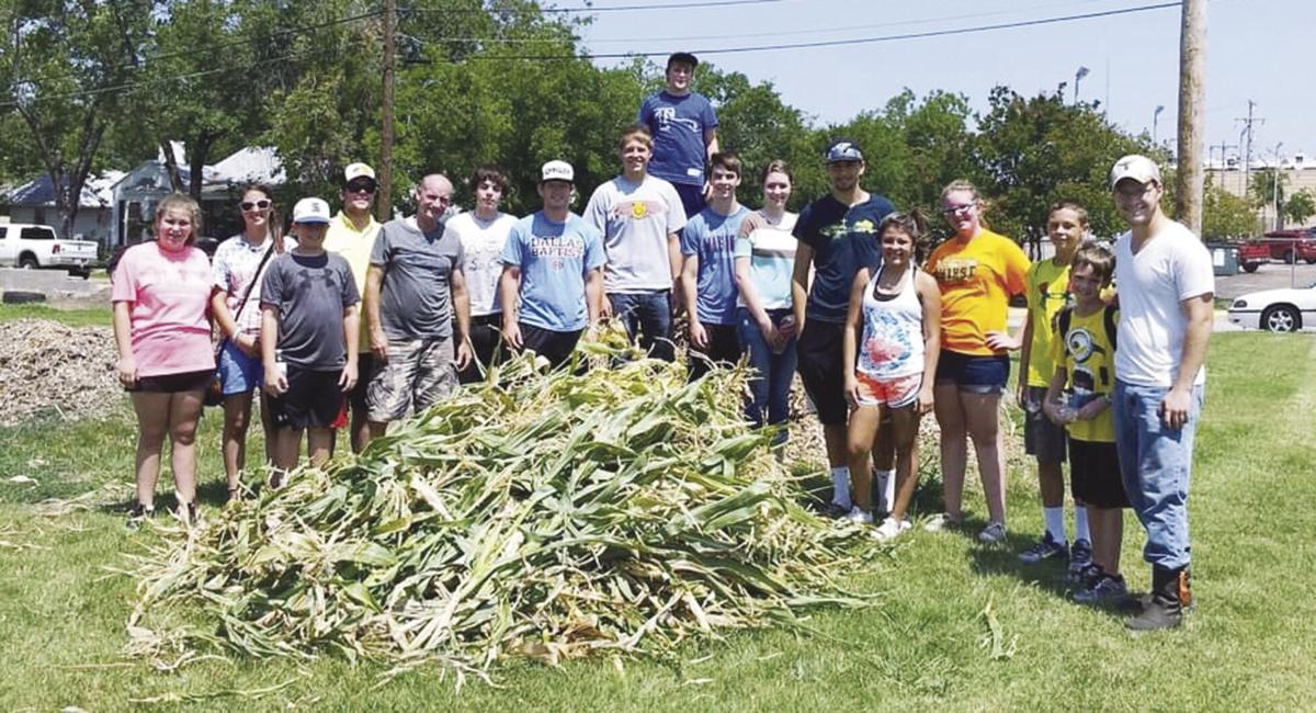 Hunt County Shared Ministries Community Garden