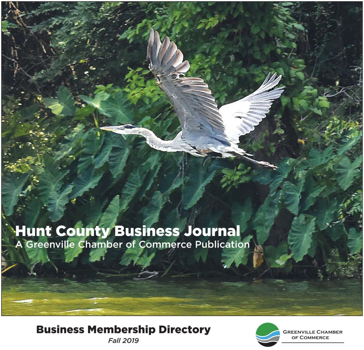 Fall 2019 Hunt County Business Journal