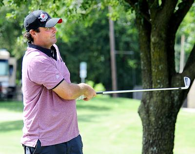 Steve Bowditch is entered in Monster Ball golf