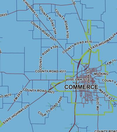 Hunt County Precinct 4