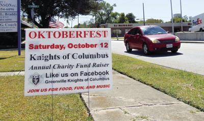 Oktoberfest on Saturday