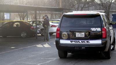 UPDATE: One person reported shot at local apartment complex