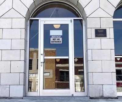 Public denied access