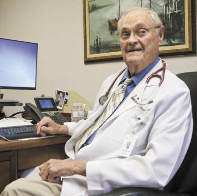 Retiring physician