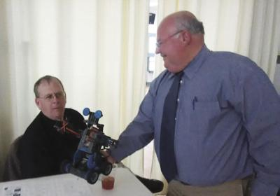 Greenville Robotics History Shared At Rotary Club Meeting News