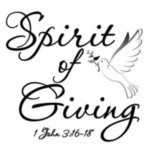 Spirit Of Giving Scheduled Saturday