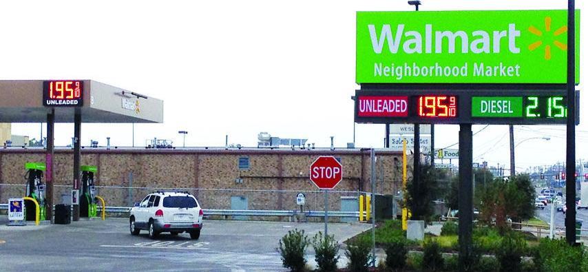 Walmart Gas Prices Near Me >> Gas Prices Spiking In Area News Heraldbanner Com