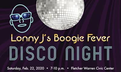 Disco Night Benefiting Hunt County Kids