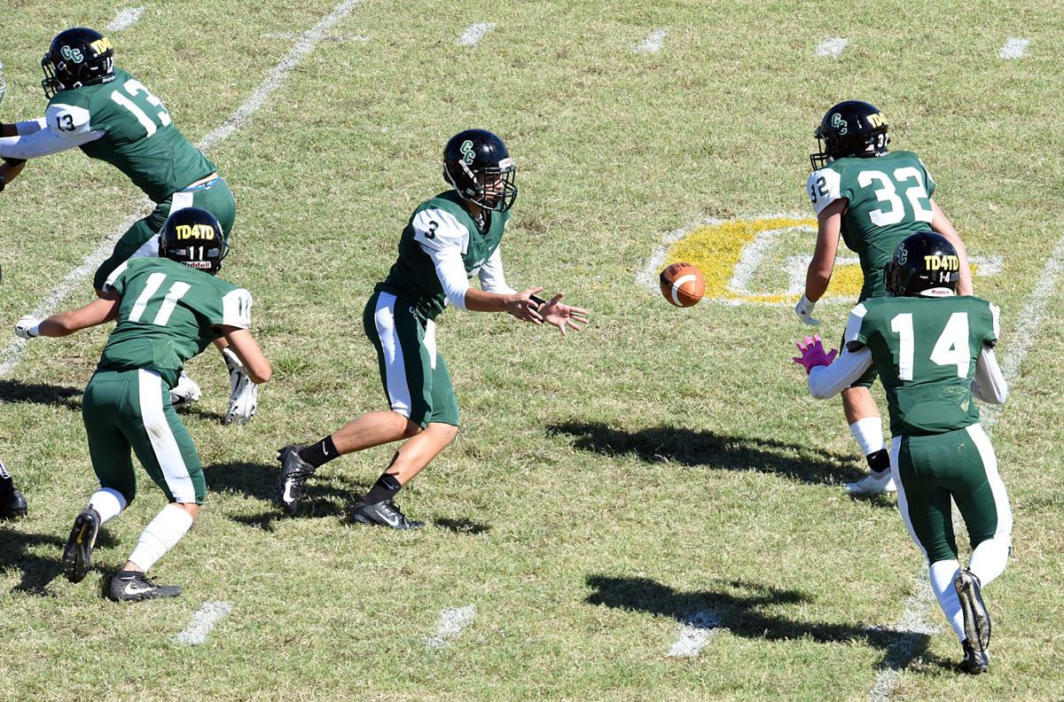 Pitch back