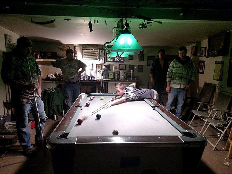Daleville billiards player makes his mark early | MAD Life
