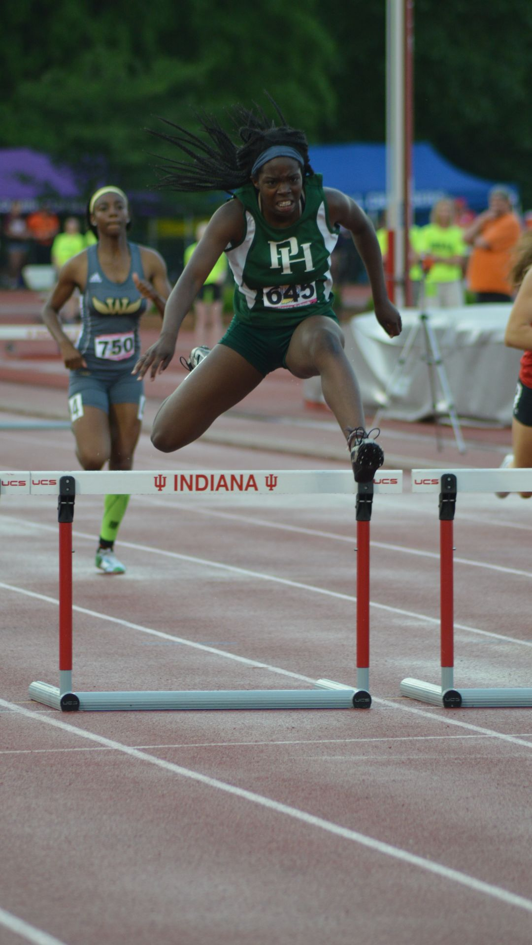 Sakeuh Marshall claim all state track honors for PH