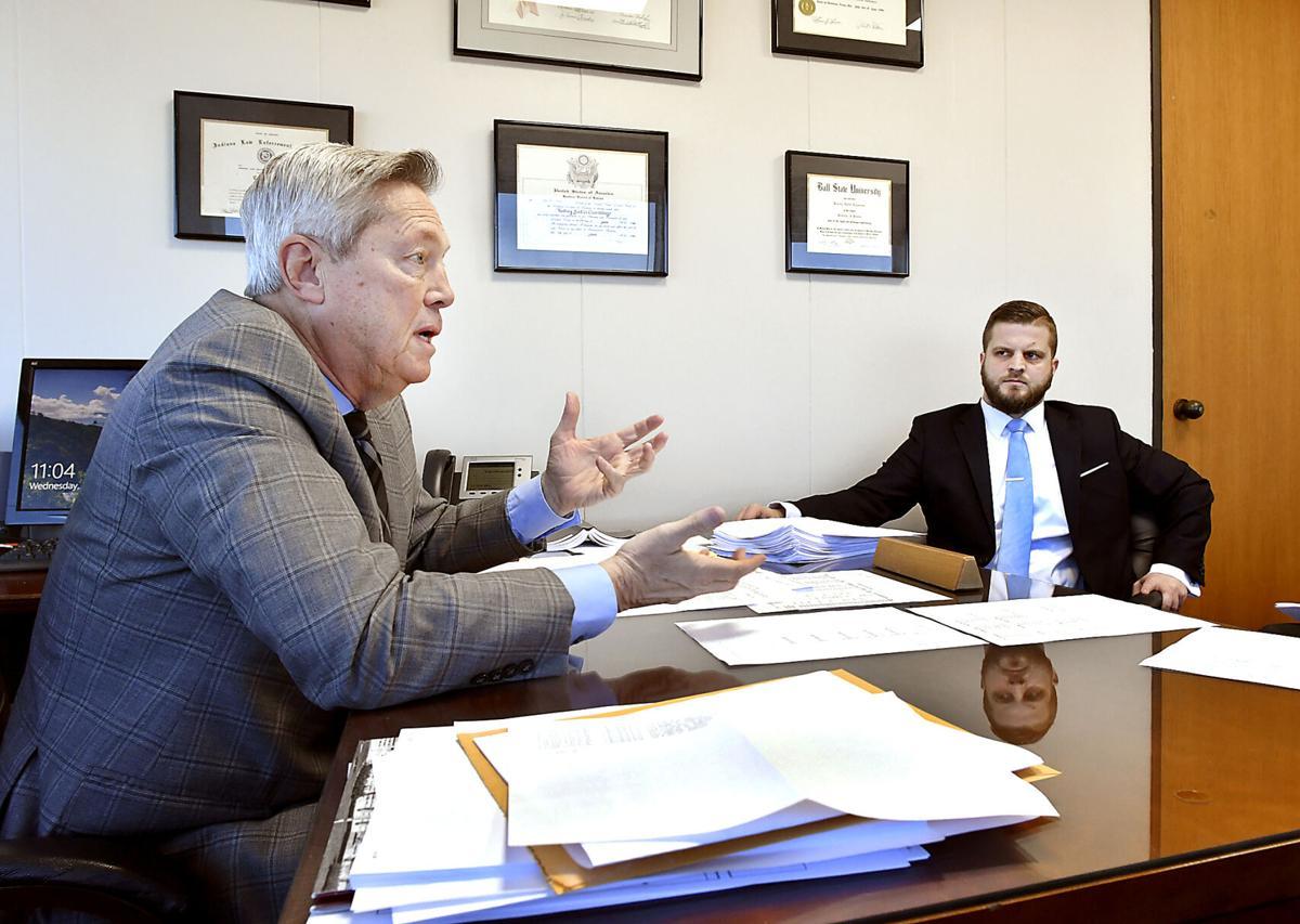 Prosecutor seeking funds to pay salaries