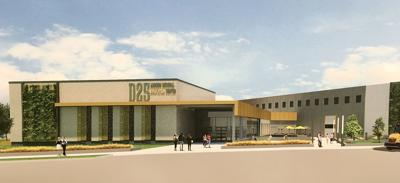 Proposed new Hinds Career Center