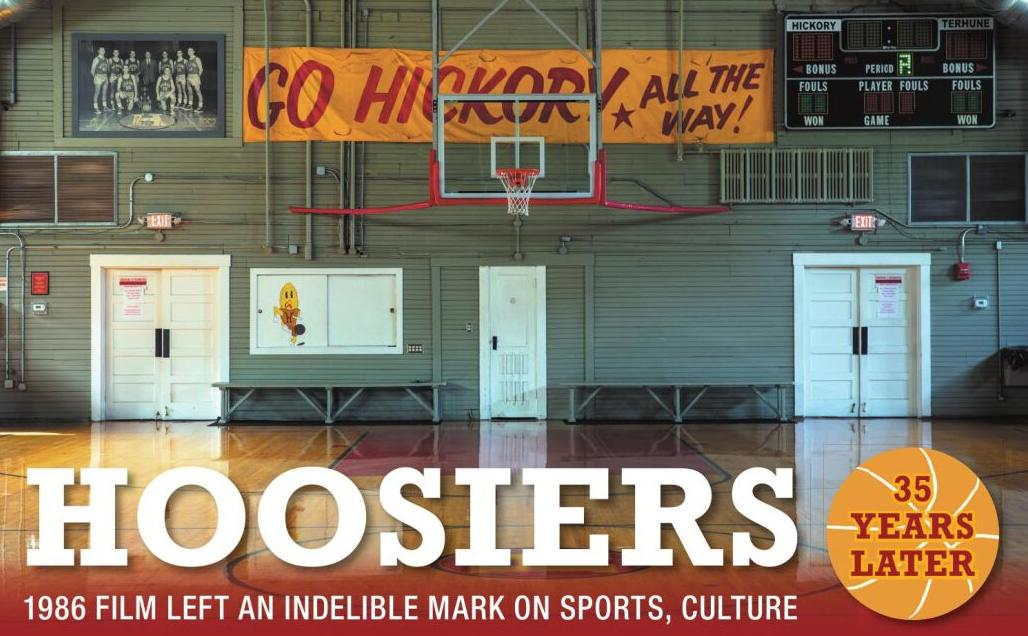 """GRAPHIC: """"Hoosiers,"""" 35 Years Later"""