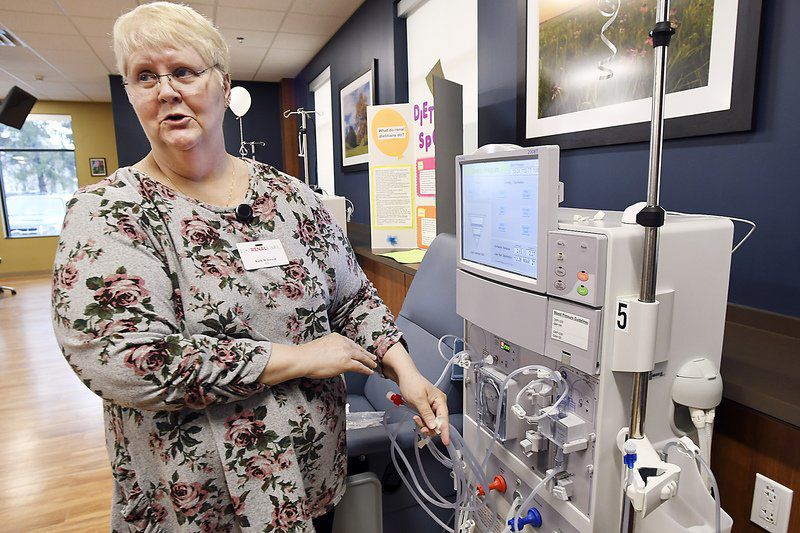New dialysis center opens in Anderson