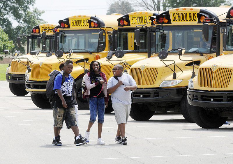School bus drivers fear stop-arm violators most