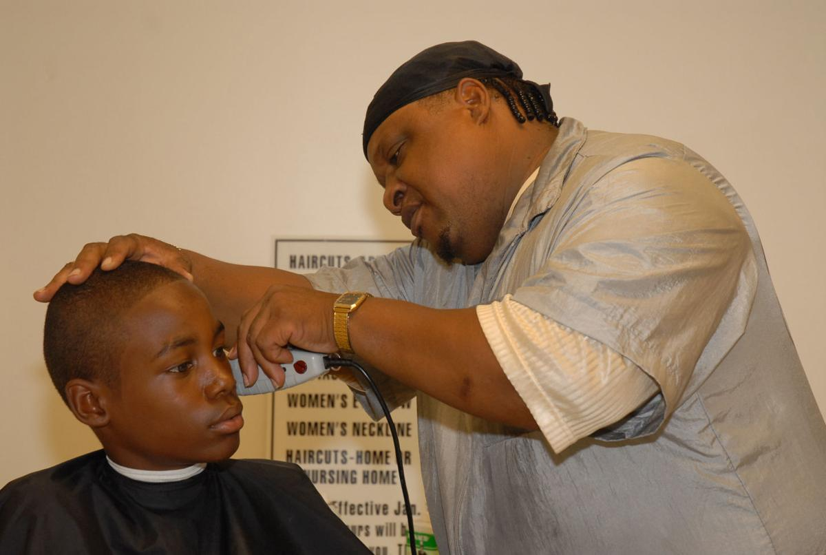 Area Barbers Volunteer Time To Give Students Free Haircuts Local