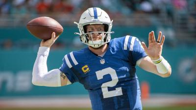 Colts Dolphins Football