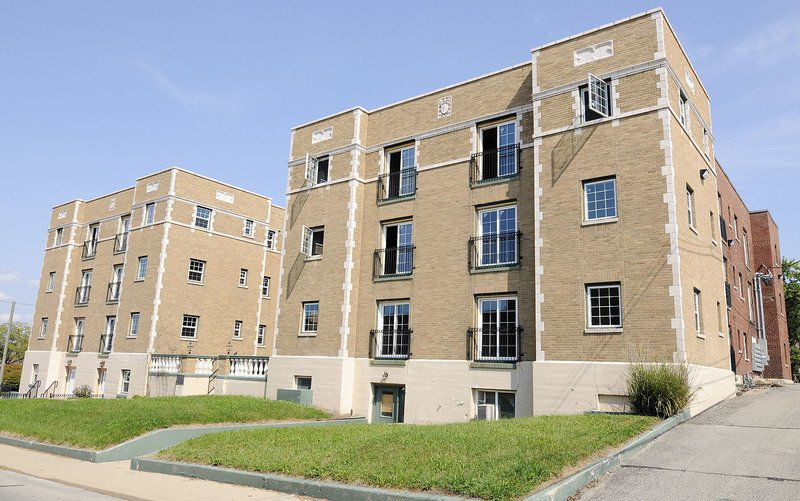 New Life Ahead For Historic Anderson Apartments