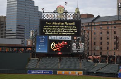 White Sox Orioles Baseball