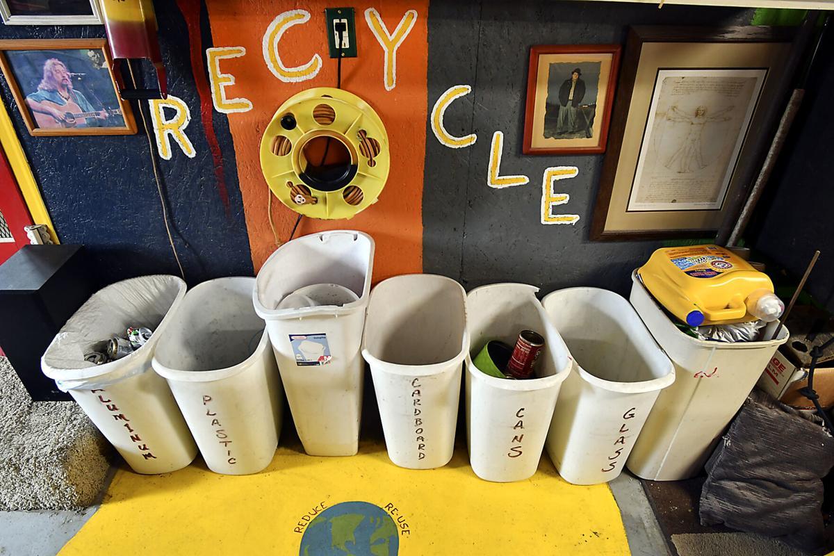 Recycler Tom Barmes