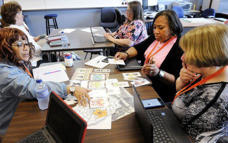 Taking the lead in classroom tech