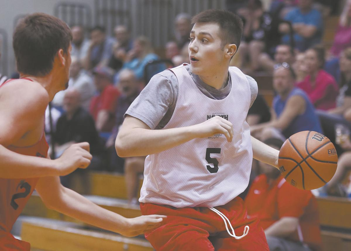 Mike Anderson Logansport Indiana >> Purdue commit Sasha Stefanovic aims to be more than just a shooter | Sports | heraldbulletin.com